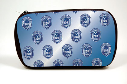 Zeta Phi Beta Bags - Cosmetic Make up Bag